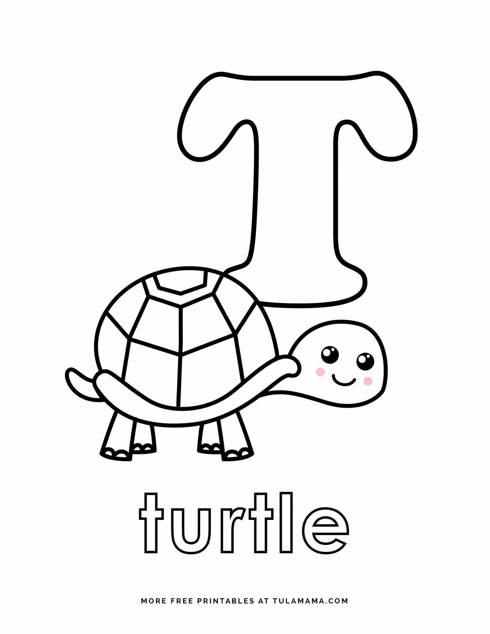 Fun And Easy To Print Abc Coloring Pages For Preschoolers Kindergartners In 2021 Abc Coloring Abc Coloring Pages Alphabet Coloring Pages [ 2048 x 1583 Pixel ]