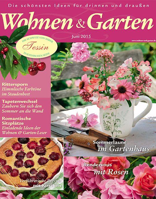 Fabulous Wohnen u Garten aktuelle Ausgabe