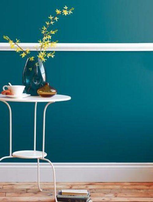 Little Greene Marine Blue Paint