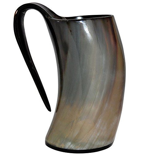 Viking Drinking Horn Cups Steins Mugs For Beer Wine Mead Ale With Free Opener