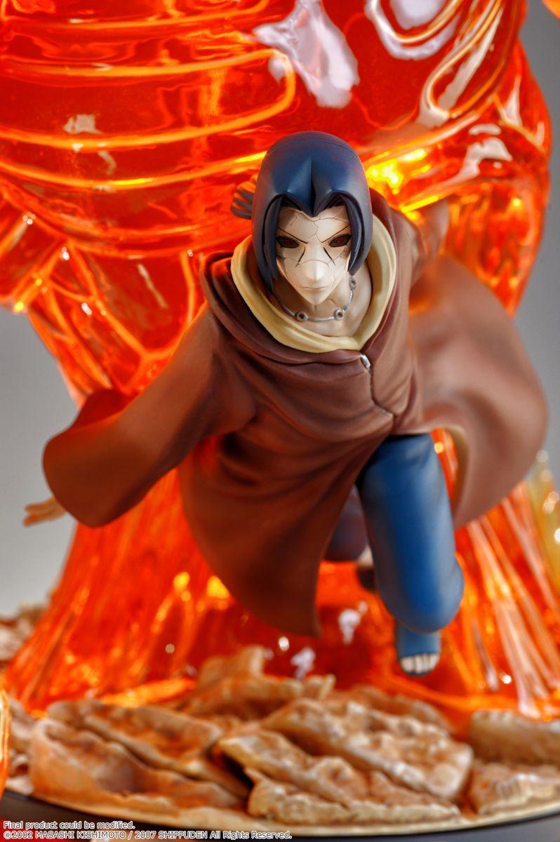 Itachi Uchiha High Quality Statue Hqs By Tsume Anime Manga