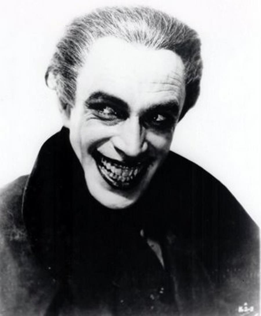 Conrad Veidt / Gwynplaine - The Man who Laughs, 1928 | Indrid cold ...