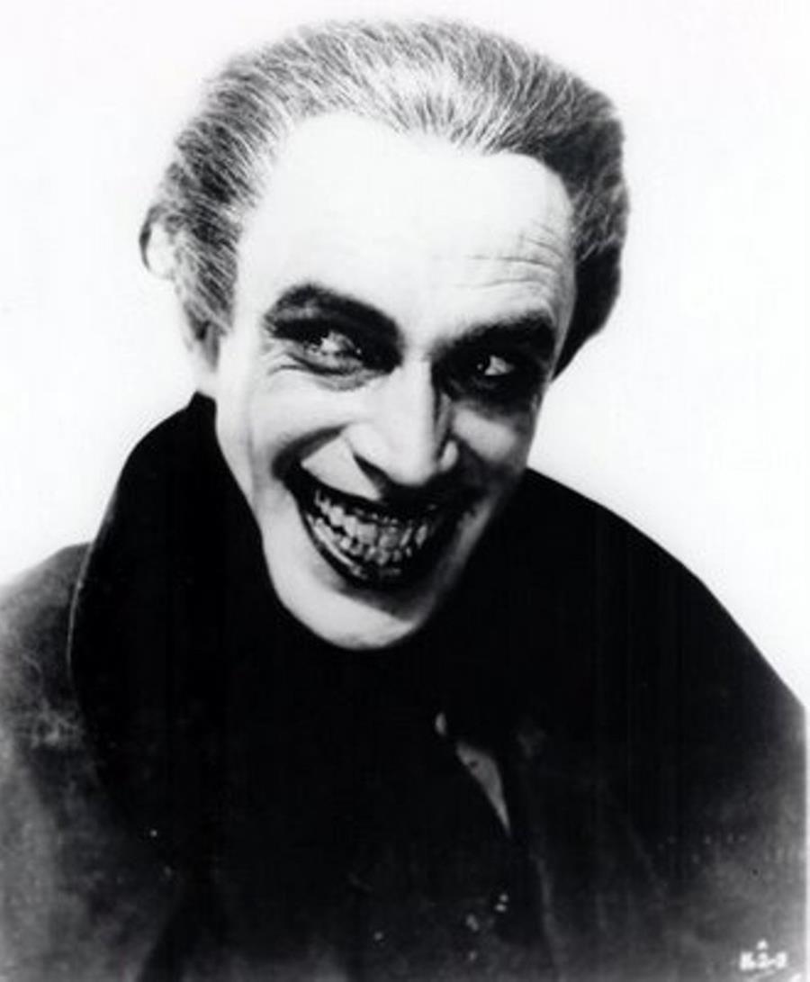 Conrad Veidt / Gwynplaine - The Man who Laughs, 1928 | Indrid cold ...