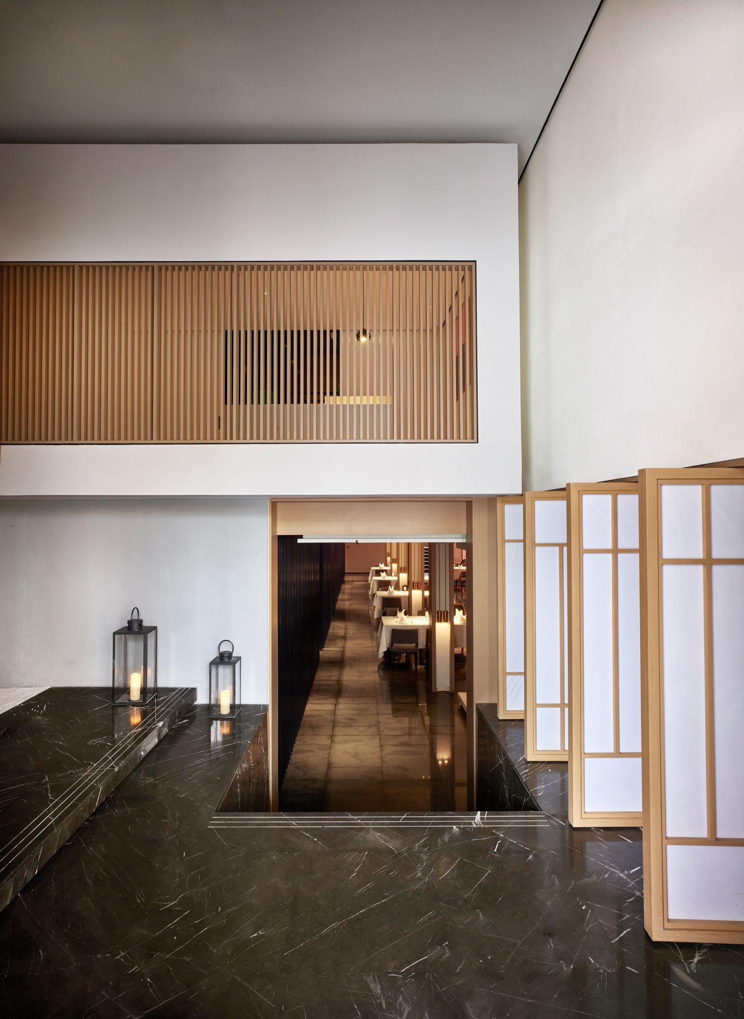 24 Cathay Restaurant / MINGGU DESIGN / Nanjing, Jiangsu, China ...