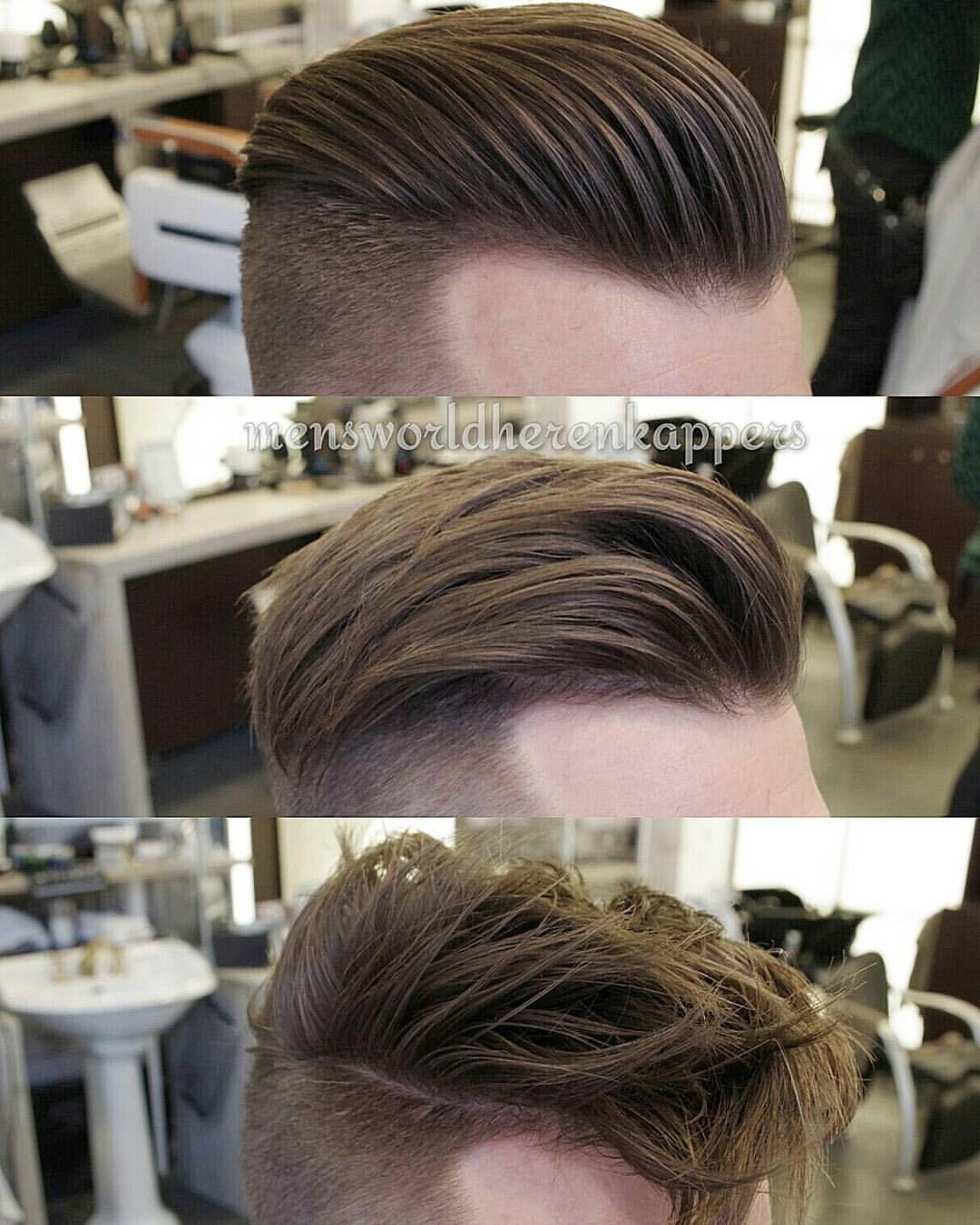 Mens haircut pompadour pin by Àbhíśhêk Ðûbè on hairstyles  pinterest  himalayan salt