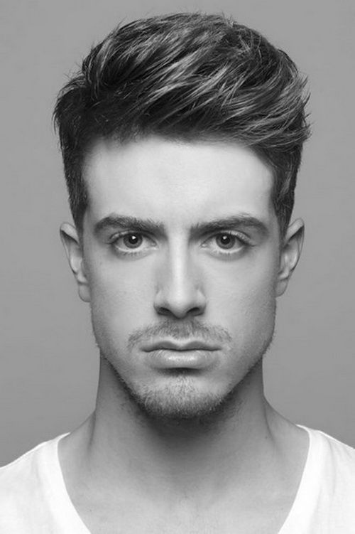 Short Hairstyles For Men Endearing Top American Crew Mens Hairstyles 2017 Trends  Men's Hair
