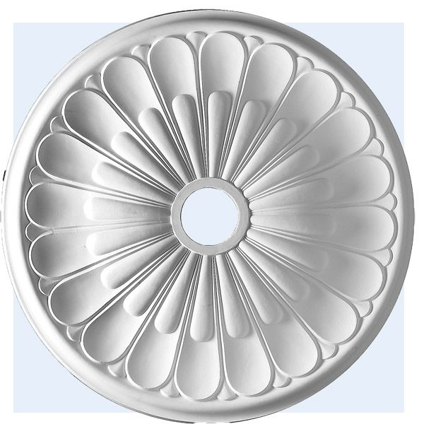 how to install large ceiling medallions   hampton large ceiling medallion - for the formal dining ...