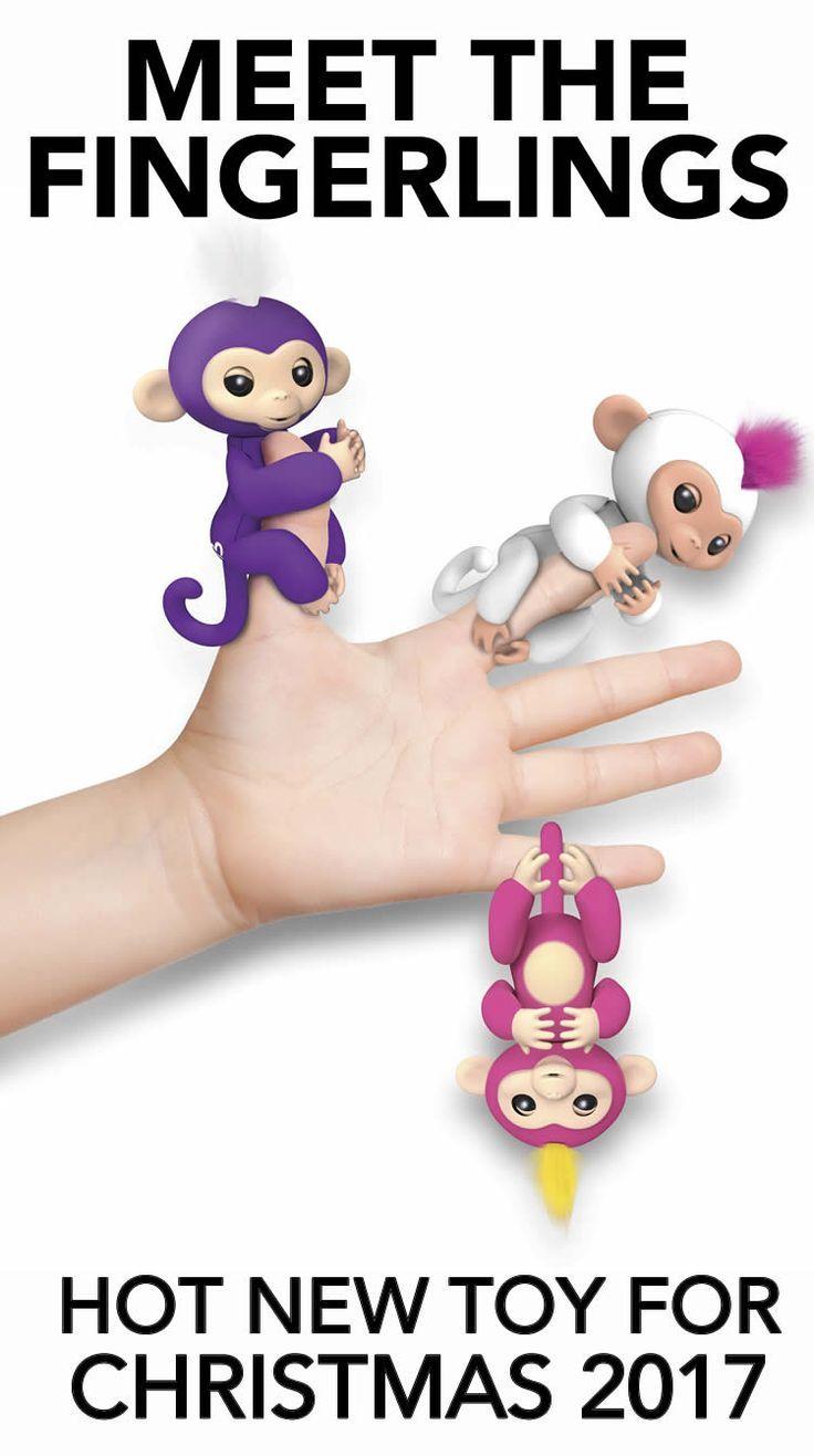meet the fingerling monkeys fingerlings are the hot new toy for christmas 2017