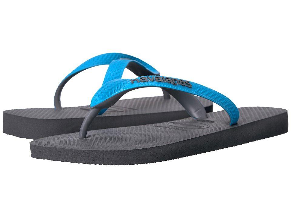 f842ecd69fe0fa HAVAIANAS HAVAIANAS - TOP MIX FLIP FLOPS (GREY TURQUOISE) WOMEN S SANDALS.   havaianas  shoes