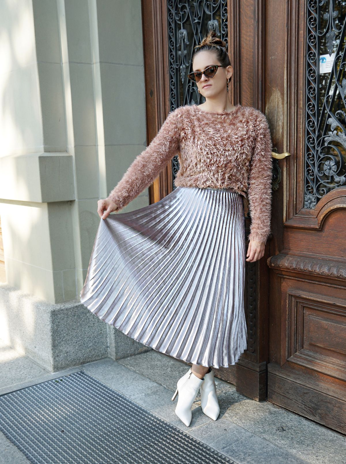 8c6839876b Fall Trend: Pleated Skirt in 2019 | I can make from my closet ...