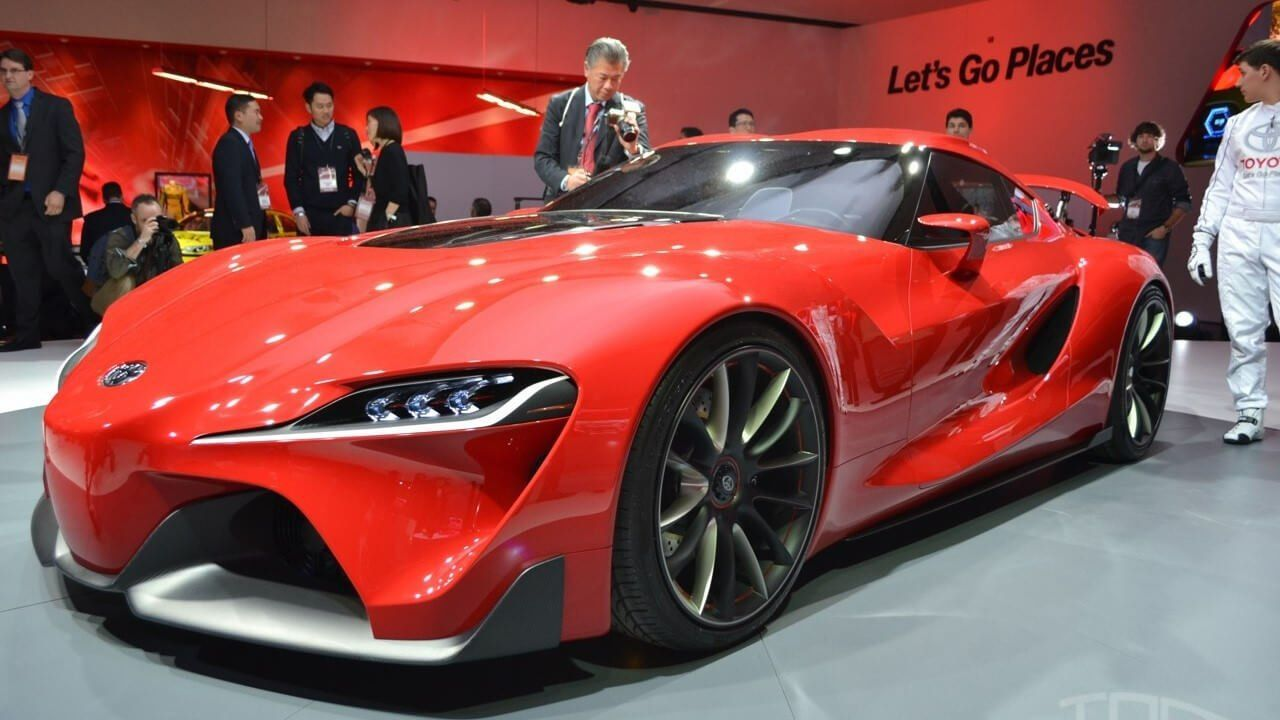 How Much Is The 2020 Toyota Supra New Concept Toyota Supra New Toyota Supra Classic Cars