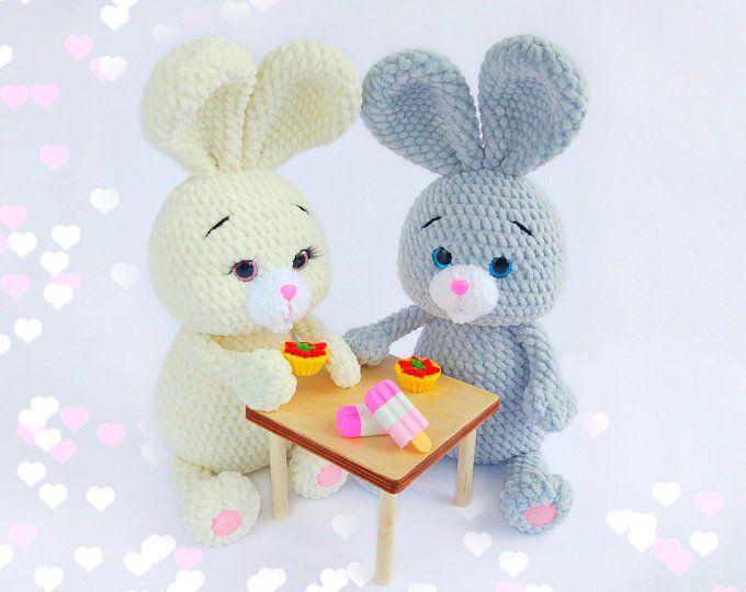Le migliori 606 immagini su amigurumi conigli nel 2020 | Amigurumi ... | 540x680