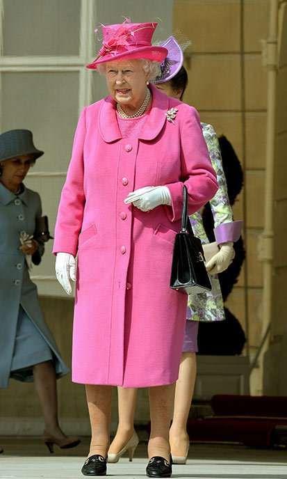 Queen Elizabeth Photo: Getty Images