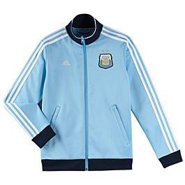 Este es el equipo de fútbol argentina la chaqueta de pista. Adidas  Official d1e15578a7d71