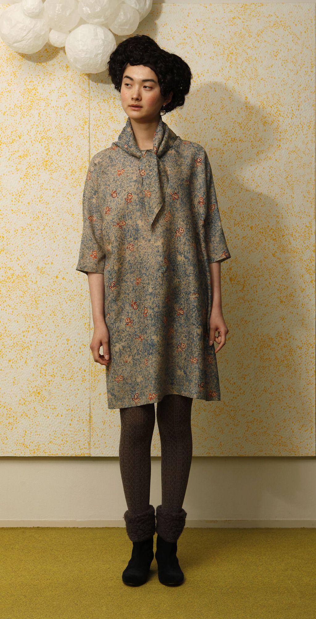 Love Mina Perhonen portraits and patterns.