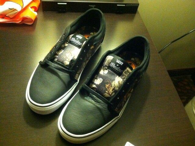 452a3505e8 VANS Low Chukka X Shadow Conspiracy  shoes  vans
