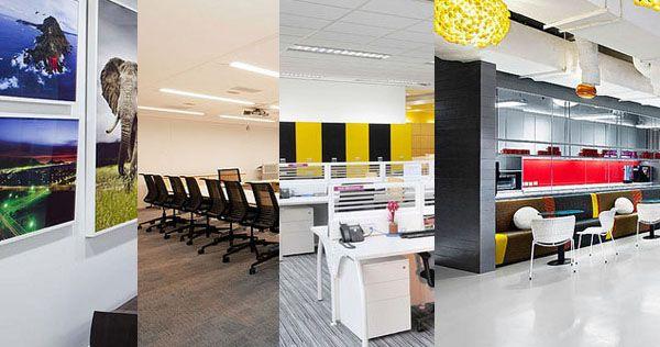 diseño oficinas creativas Diseño grafico Pinterest