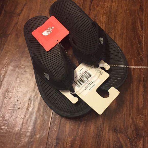 The North Face Base Camp Lite Black Flip Flops 10 Brand new with tags. Size 10. Nonsmoking household. Ships immediately. The North Face Shoes Sandals
