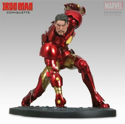 Iron Man Statue By Sideshow Collectibles