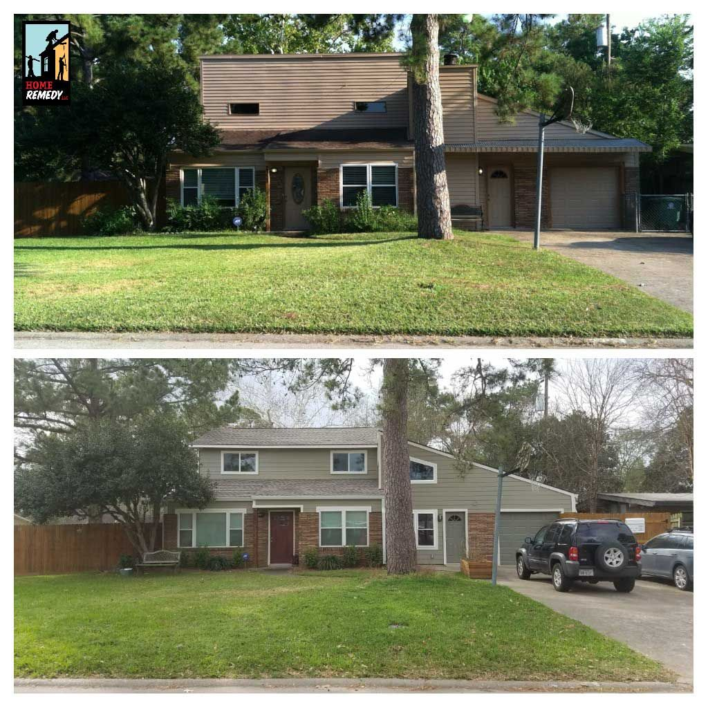 Check out this before and after done by yours truly, Home ...