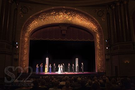 Carolina Theater Ceremony In Greensboro NC