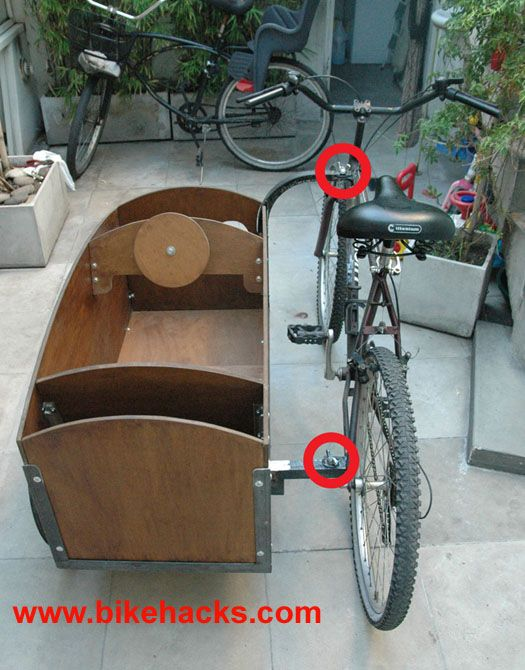Bike Hacks Who Needs A Car On Campus Groceryrun