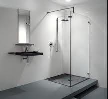 badkamer beton glas - Google zoeken