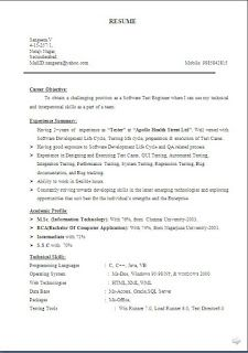 Storekeeper Resume Format Sample Template Example Ofbeautiful