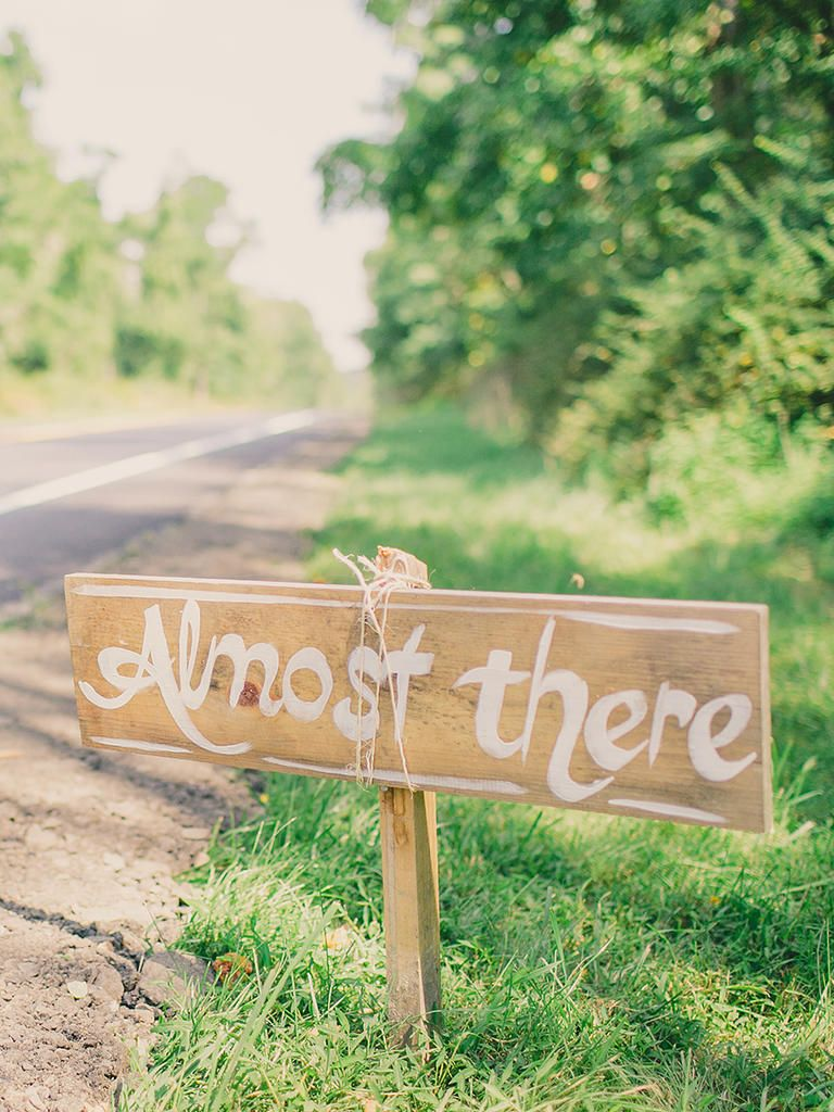 Wedding decorations to take abroad   Cute Signs for Your Rustic Wedding  Rustic wedding signs