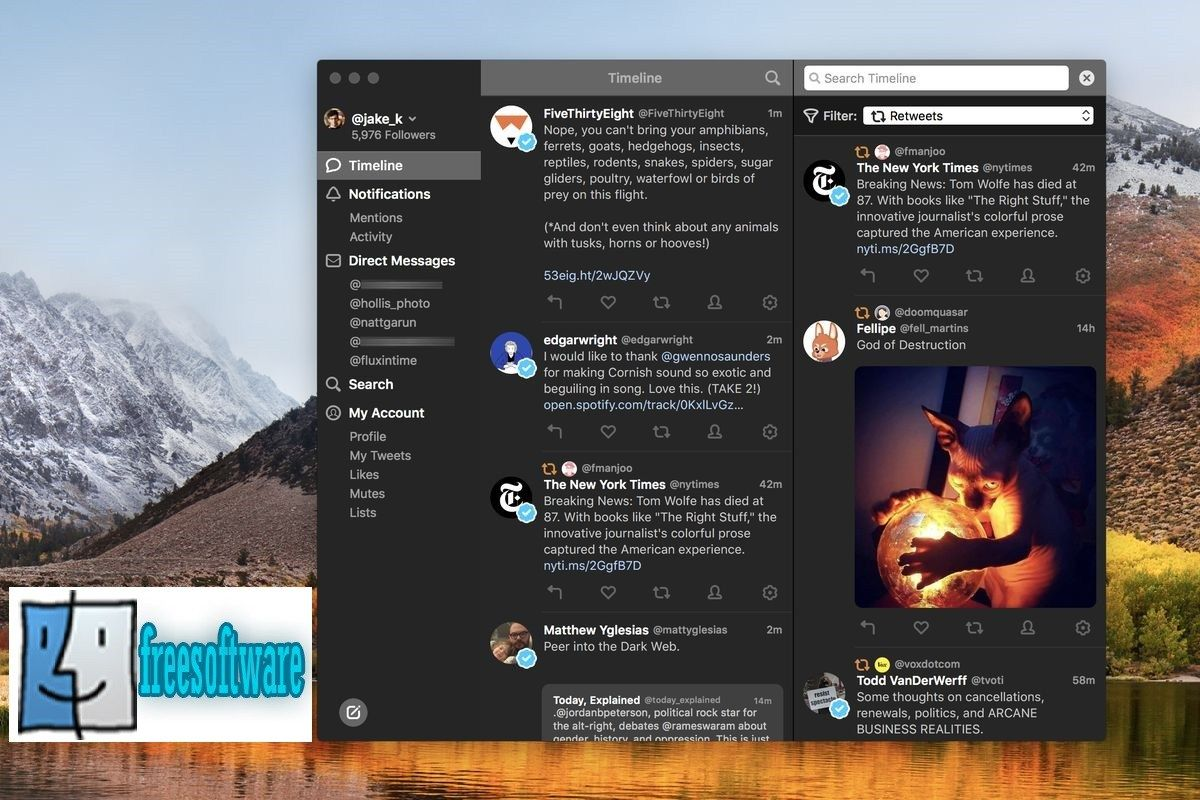 Tweetbot 3 for Twitter 3 1 with Registration key + Crack