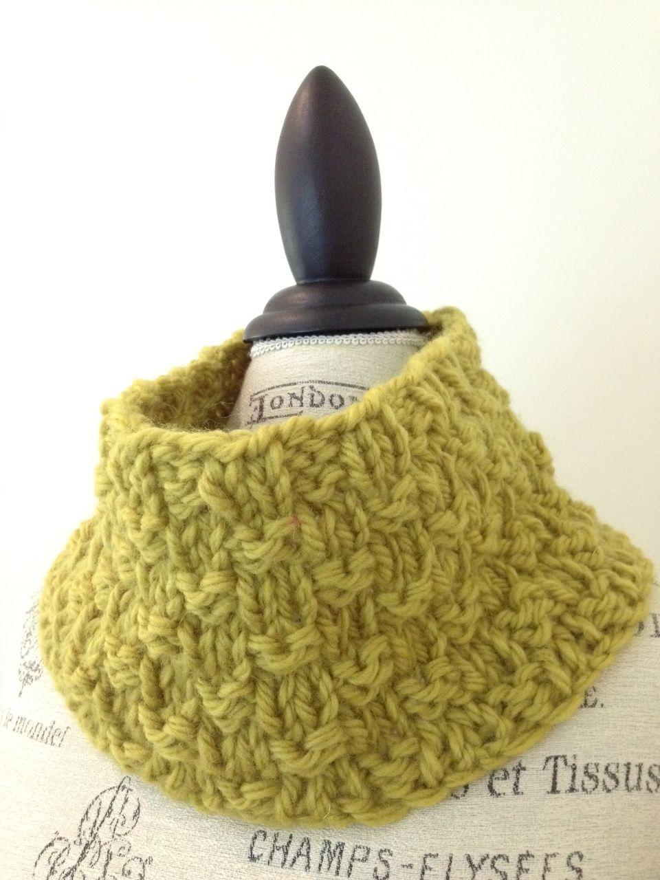 Cobblestone Street Cowl Free Knitting Pattern | Knitting patterns ...