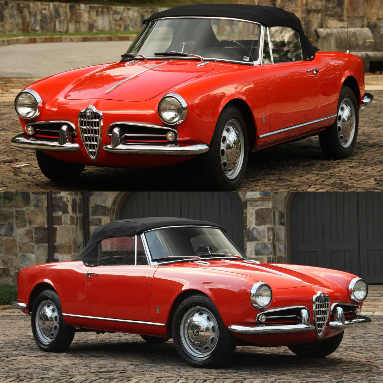 #ThrowbackThursday Alfa Romeo Giulietta Spider Veloce