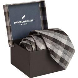 Corbata de hombre Daniel Hechter, gris Daniel Hechter