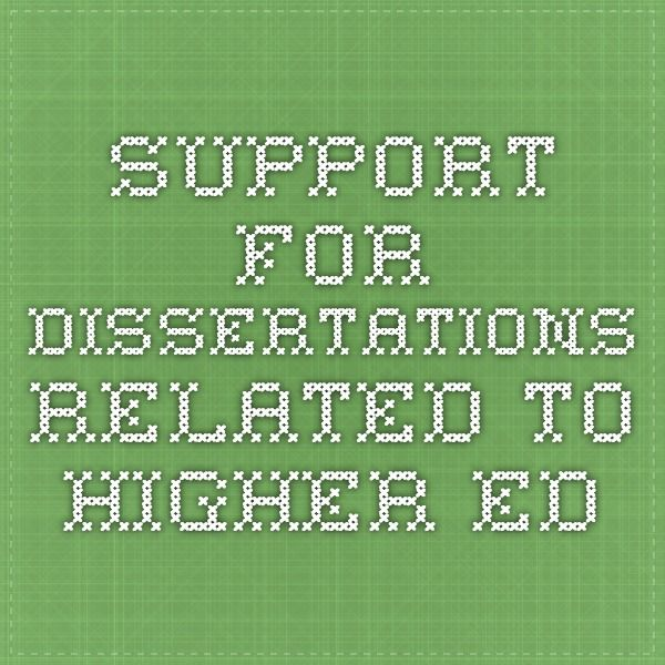 Pin On Student Research Funding Dissertation Education