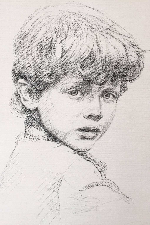 The best portrait artists in the uk tatler