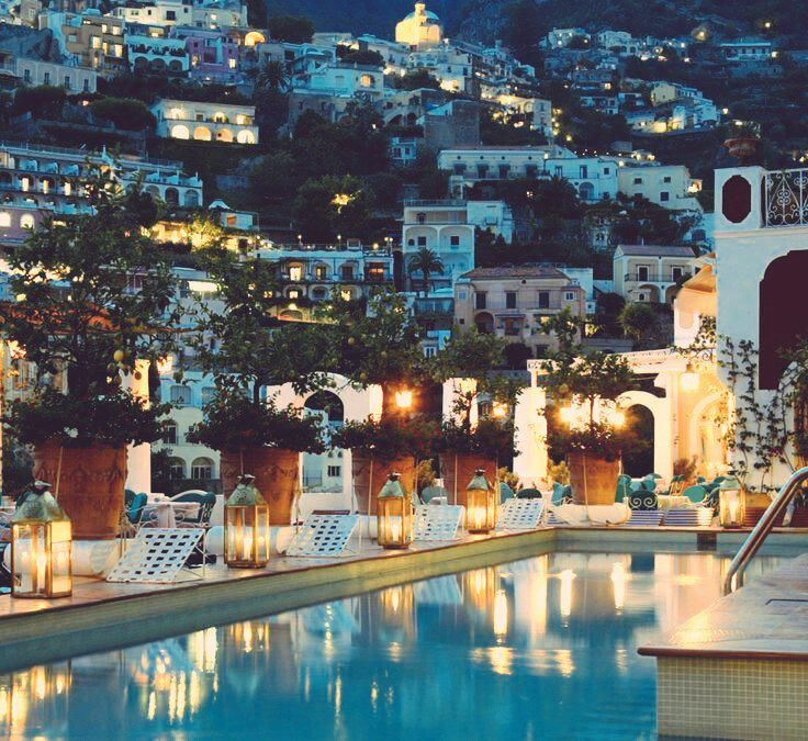 Penelopegreen On Twitter Best Boutique Hotels Travel And Leisure Positano Hotels