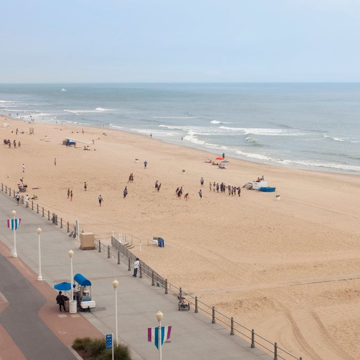 Virginia Beach Best Boardwalks Coastal Living