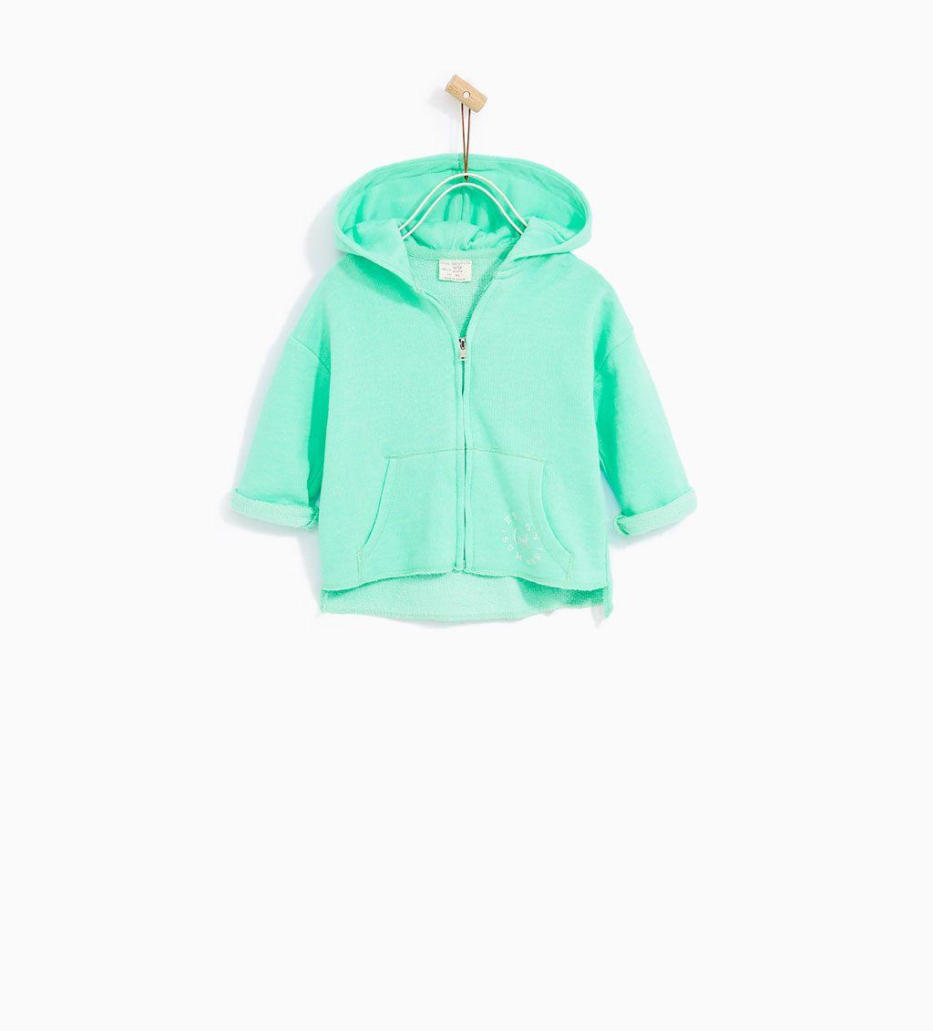 Baby Girls Kids Pullover Hooded Tops Sweatshirt Hoodie Hooded Coat Outerwear US