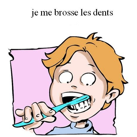 Famous je me brosse les dents | pictogrammes /makatons | Pinterest  FH01