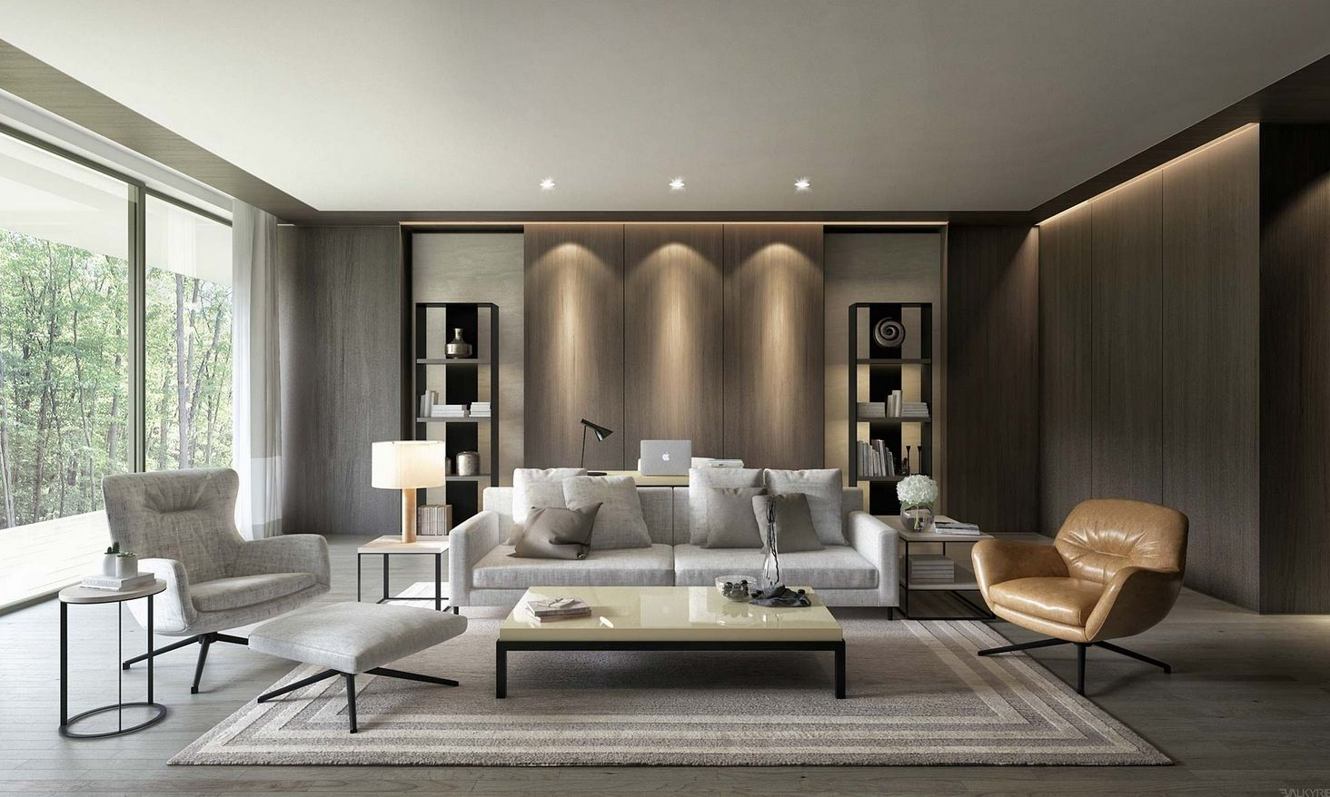 innendesign ideen wohnzimmer  Luxury living room, Interior design