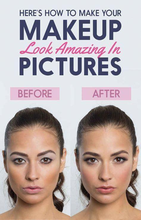 Photo of Slik gjør du sminken din slik at den ser utrolig ut på bilder
