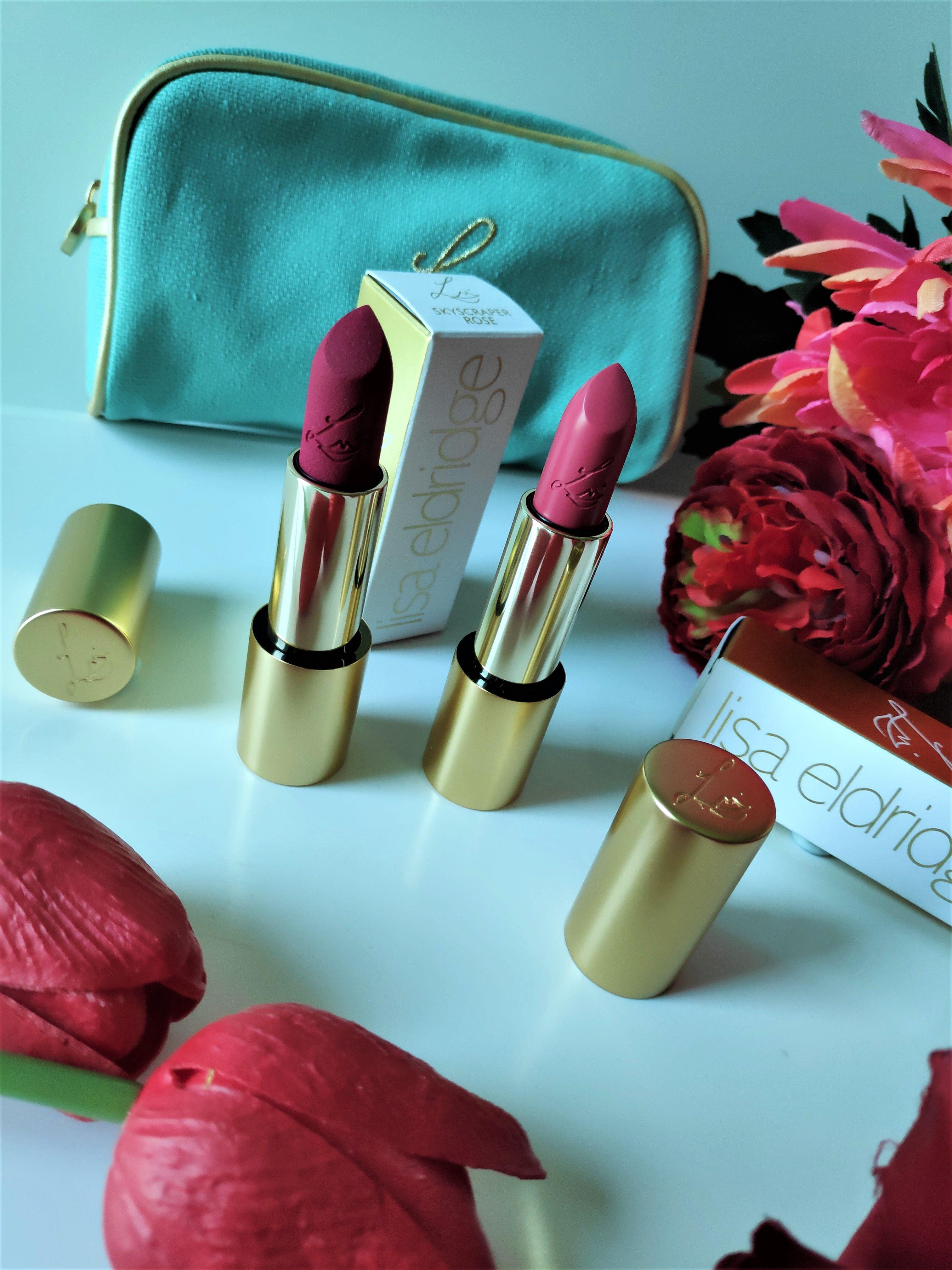 Lisa Eldridge Lipsticks Summer Pink Collection Lisa