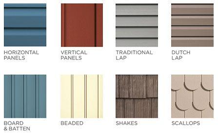 Vinyl Siding Siding Lap Siding Vertical Siding Home
