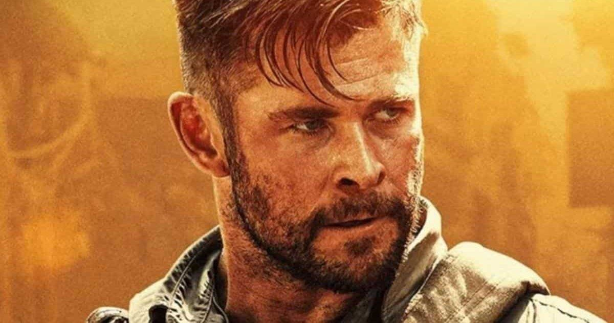 26++ Chris hemsworth hairstyle in extraction ideas in 2021
