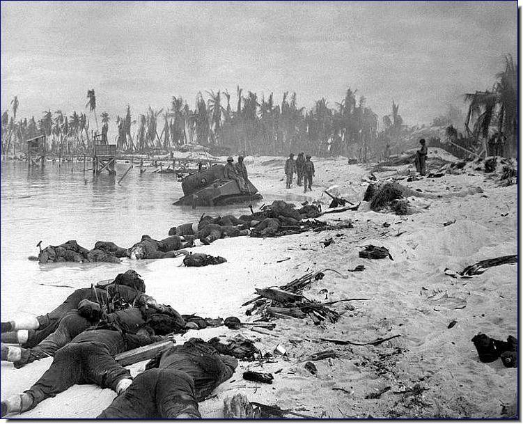 WWII 'Tarawa'