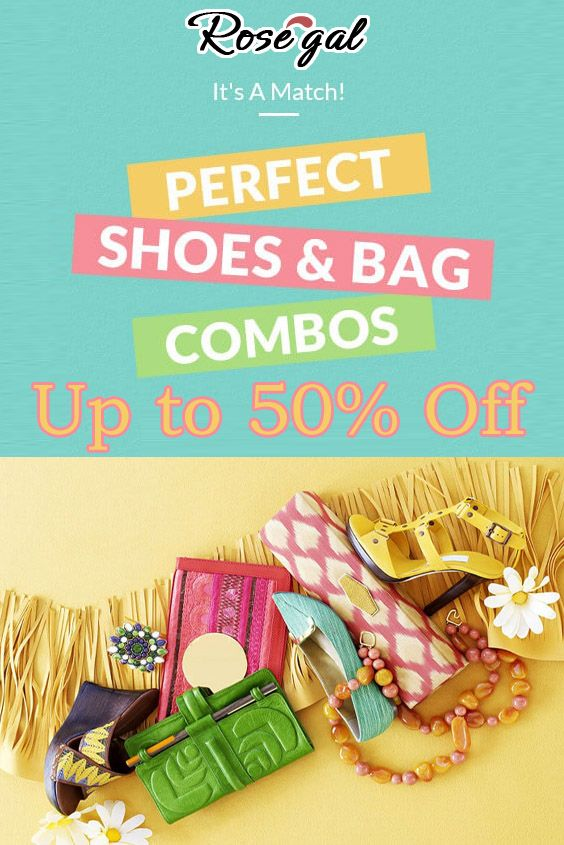 Rosegal Store Fashion Accessories Sale Up to 50% Off For ...