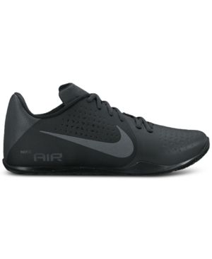 22603818a7df Nike Men s Air Behold Low Casual Sneakers from Finish Line - Black 10.5