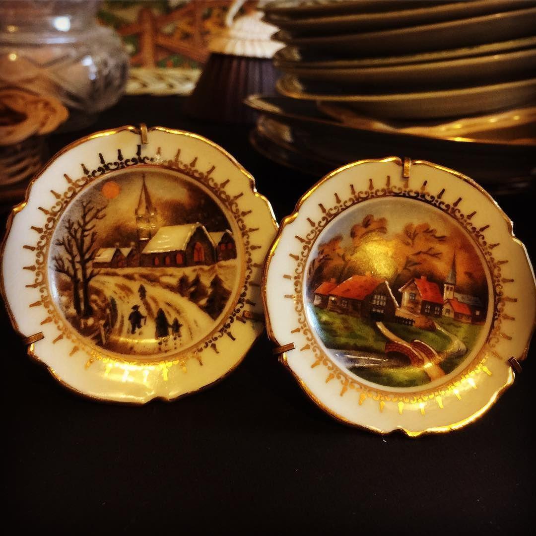 Limoges minyatur tabak  kolleksiyon.  55 cm adet fiyat 60 tl
