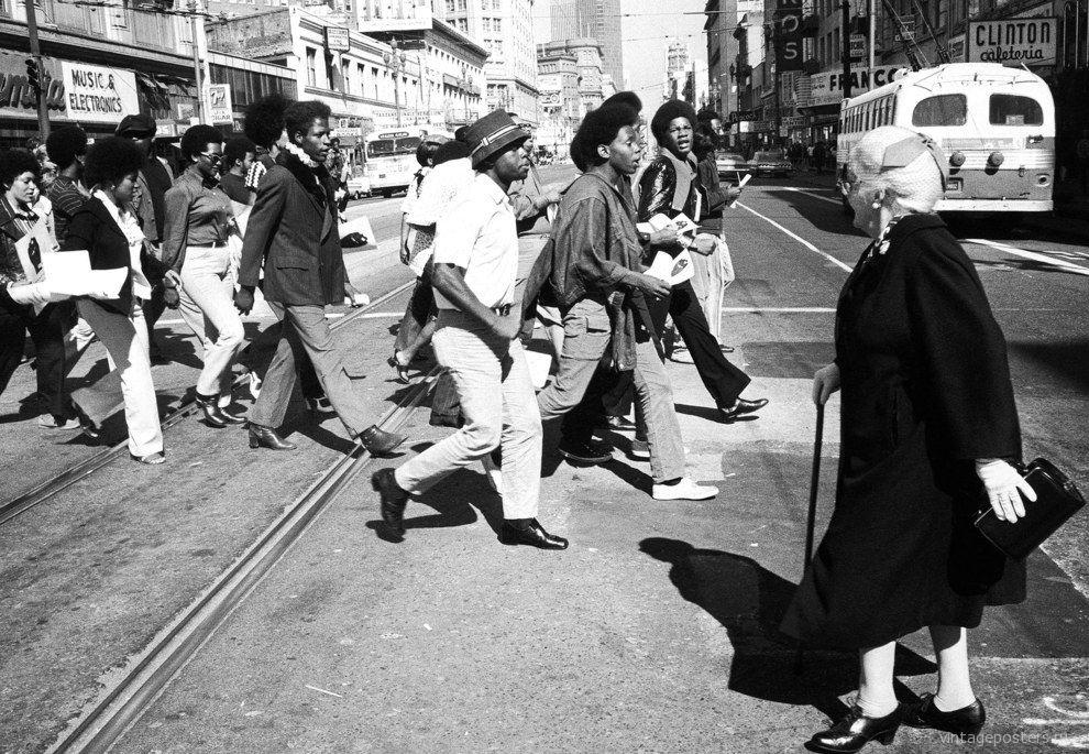Краткая история Сан-Франциско в фотографиях (с ...