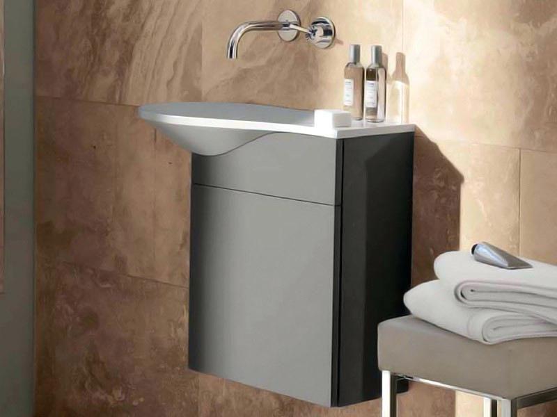 waschtisch gaste wc unterschrank mini waschbecken gaste wc ...